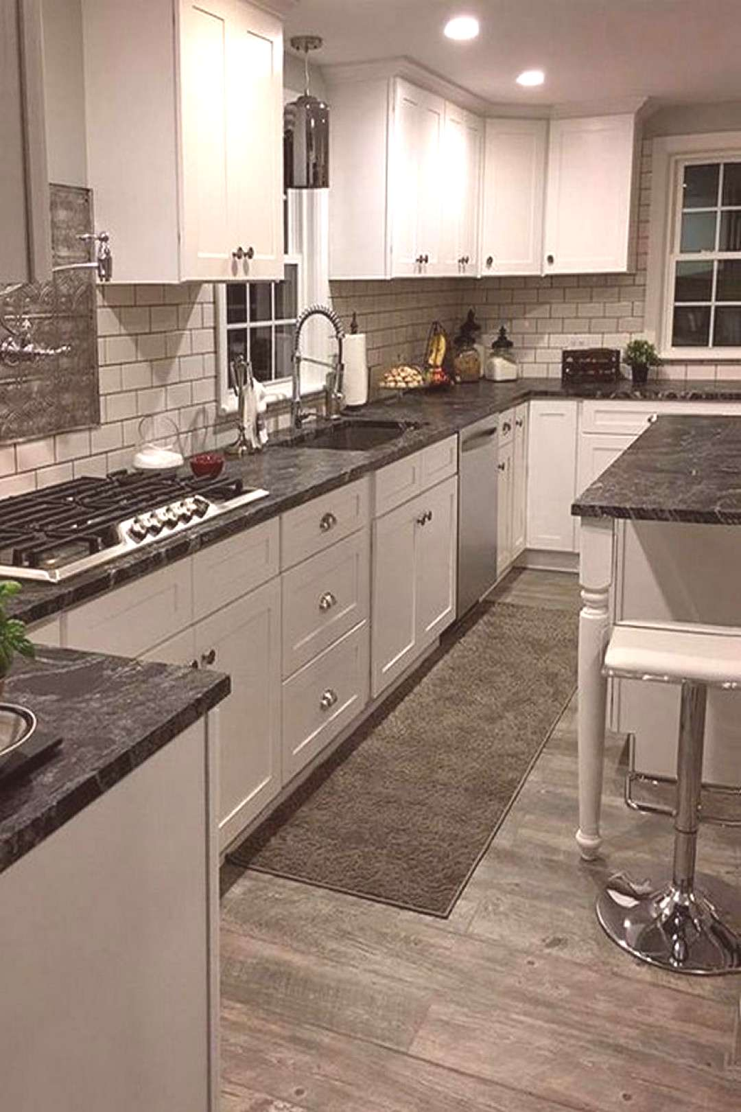 ✔️ 86 Ideas For Backsplash For Black Granite Countertops And Maple Cabinets Are Most Interest..
