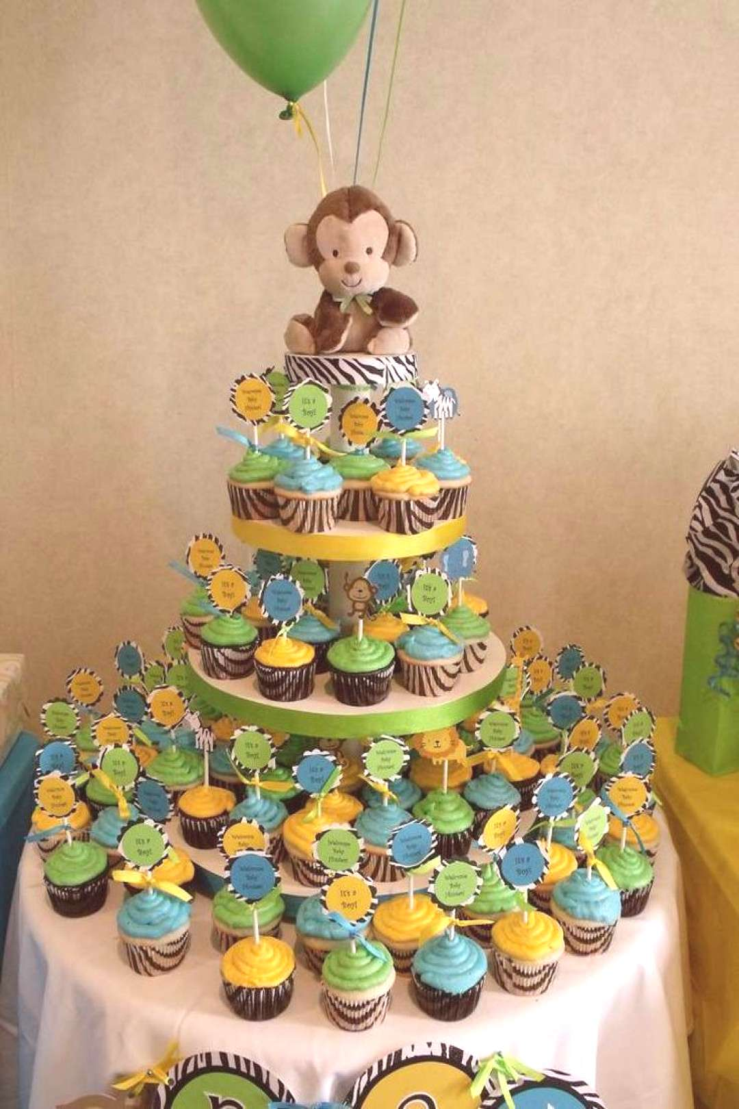 123++ reference of baby boy jungle shower cakes baby boy jungle shower cakes-#baby Please Click Lin