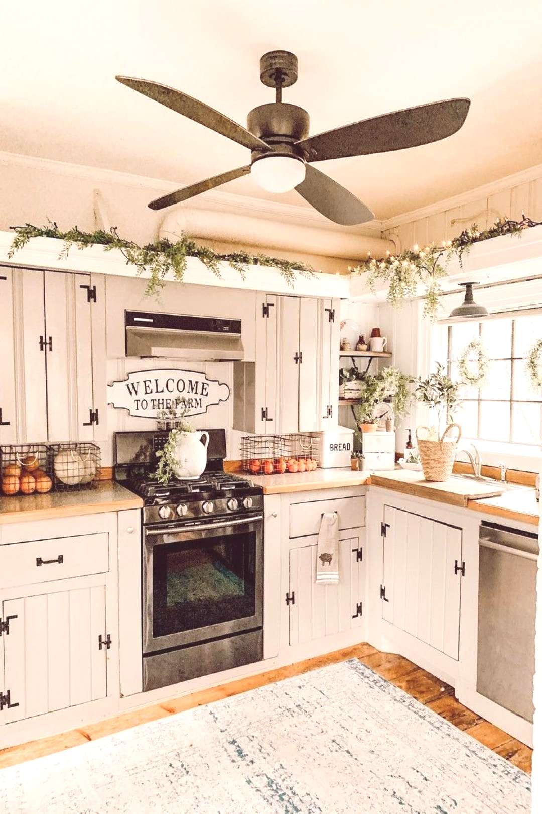 25 Affordable Farmhouse Kitchen Cabinets Ideas 25 Affordable Farmhouse Kitchen Cabinets Ideas
