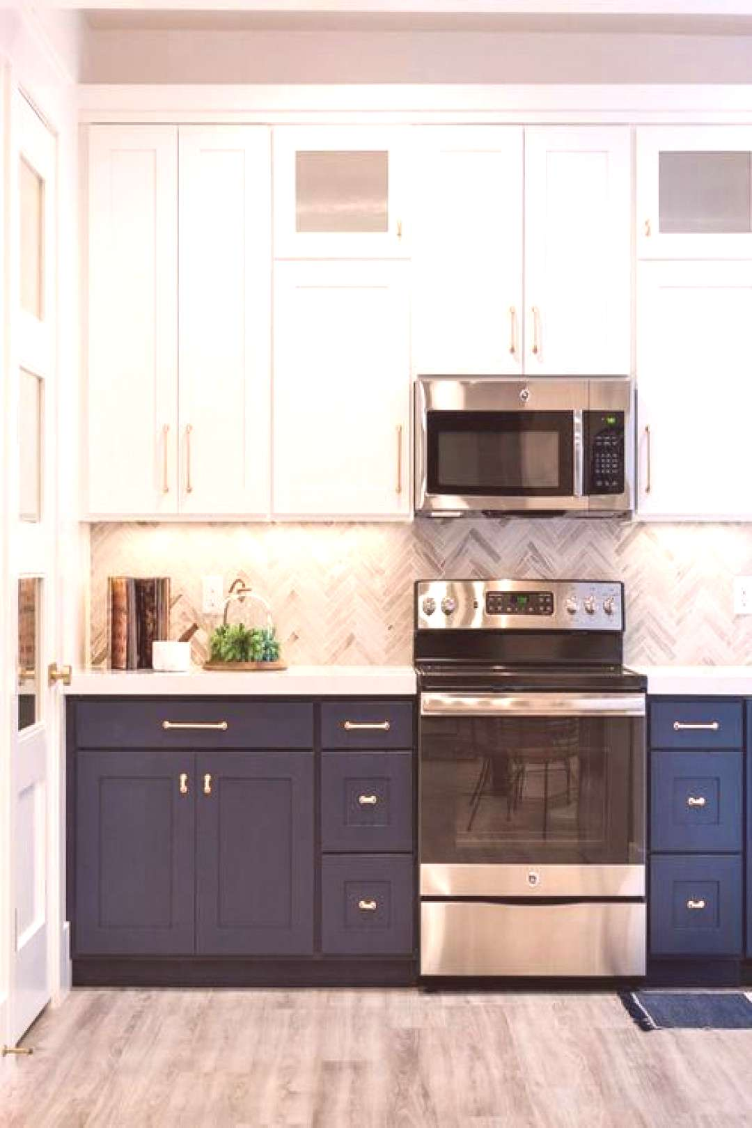 30 Best Two Tone Kitchen Cabinets Concept to Your Inspire Design 30 Best Two Tone Kitchen Cabinets