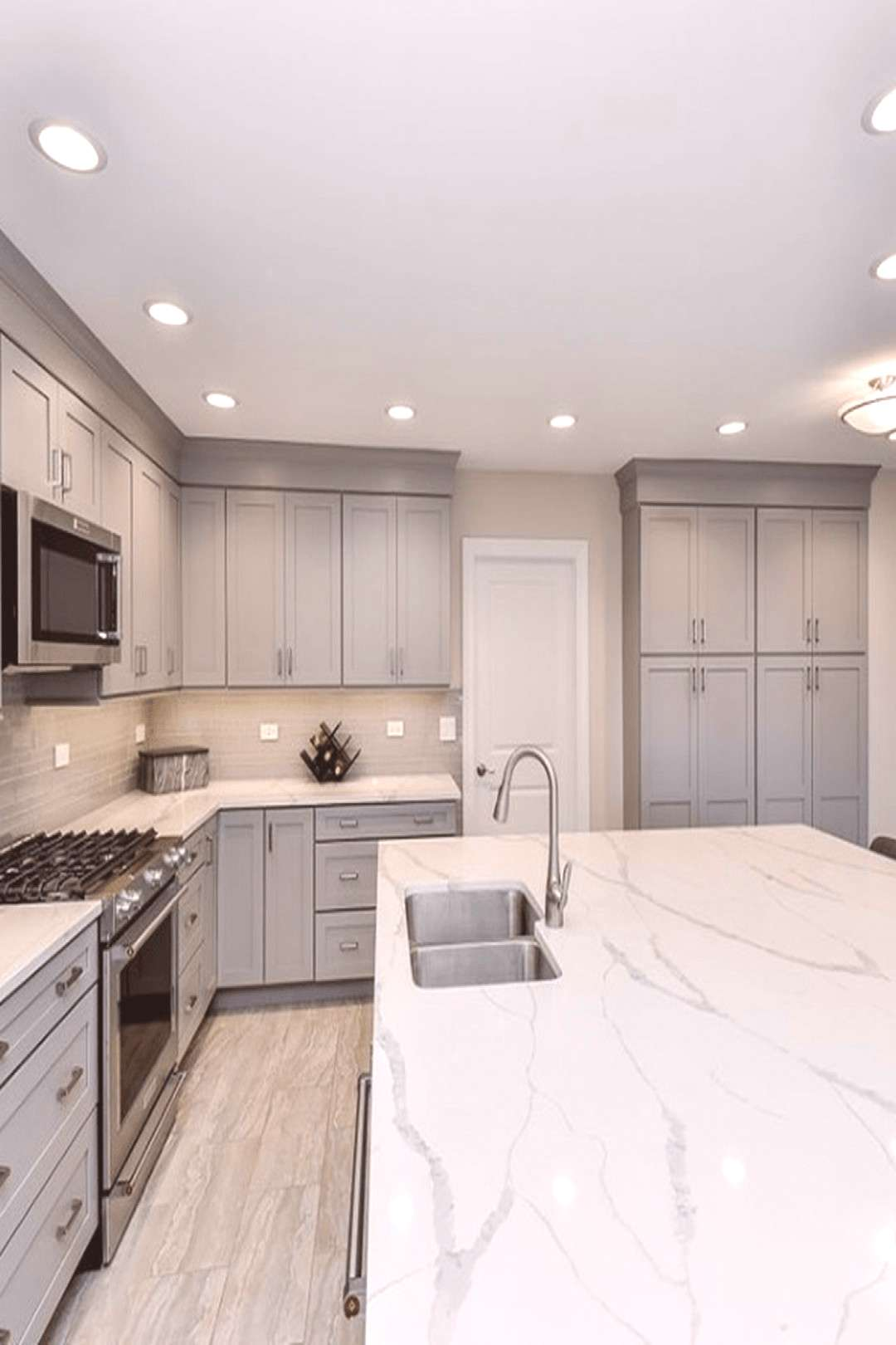 32 fabulous gray kitchen cabinets youll love - ...#cabinets