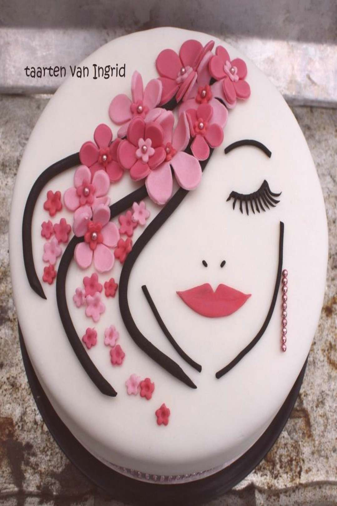 32 Inspired Photo of Birthday Cakes For Ladies Birthday Cakes For Ladies Lady T  Best Birthday Cak