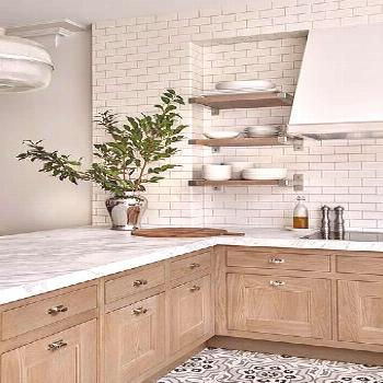 15+ Ideas to Decorate The White Cabinets for Your Kitchen#cabinets
