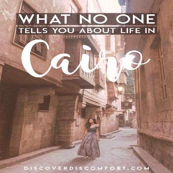 Cairo is one of the biggest cities in North Africa and is a key destination in Egypt. It's vibran