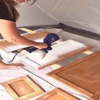 How to paint cabinets#cabinets