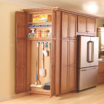 Kitchen cabinets organizers that keep the room clean and tidy - decoration ideas 2018#cabinets