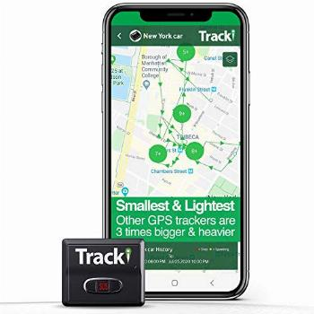 Tracki 2021 Model Mini Real time GPS Tracker. Monthly fee