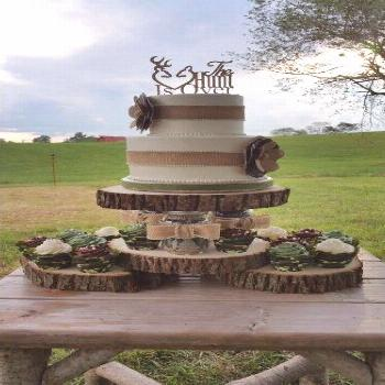 Wedding cakes, the simply must read wonderful cake demonstration, pin id 6051553...   - Lovely Wedd