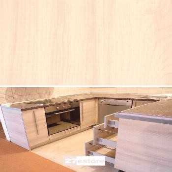 White Maple Cabinet Doors White Maple gives these replacement cabinet doors incredible durability,