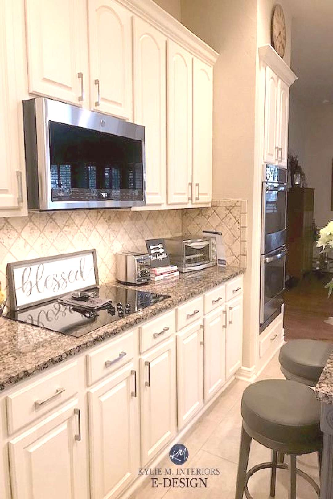 4 Ideas How to Update Oak or Wood Kitchen Cabinets#cabinets