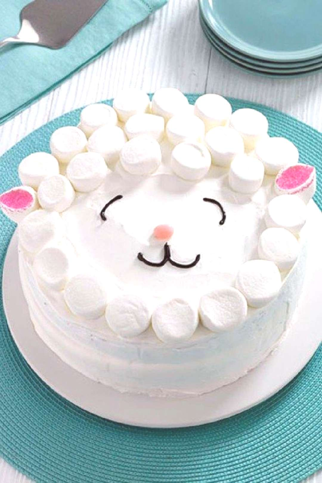 4 incredibly simple decorating ideas for cakes and pies#cakes