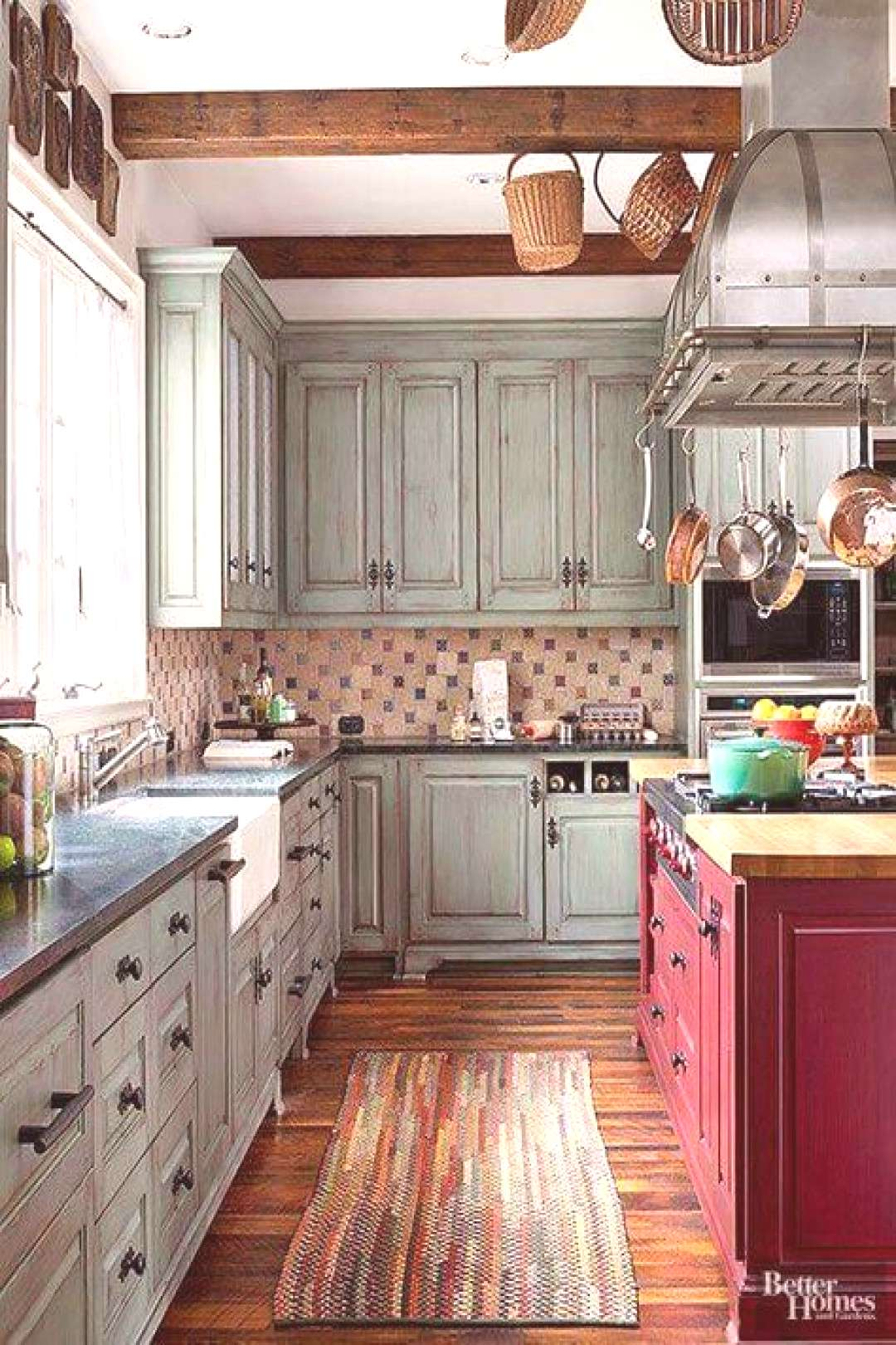 45 Super Ideas For Kitchen Cabinets Painted 2 Tone Cupboards#cabinets
