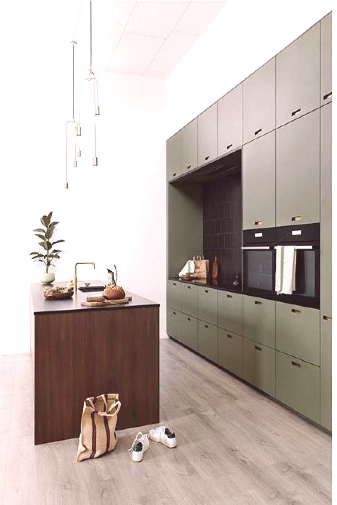 67 Change Your State of Mind by Change Your State of Mind by Altering The Soothing Green Kitchen C
