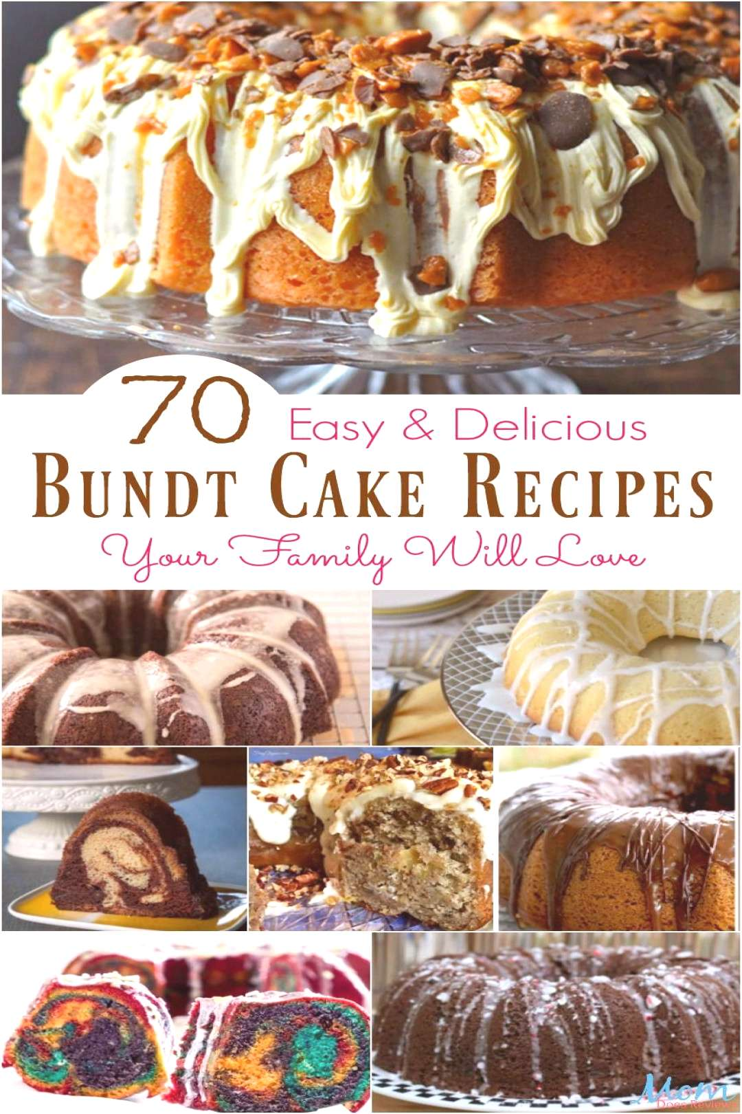 70 Easy amp Delicious Bundt Cake Recipes Your Family Will Love