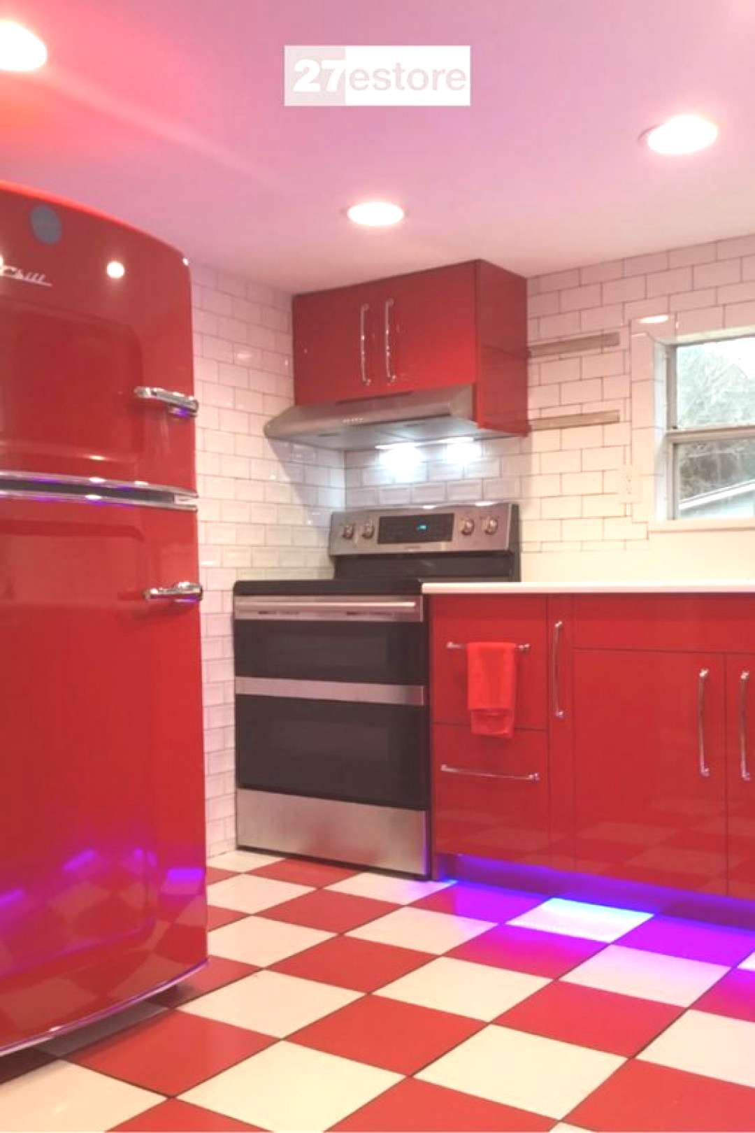 79 Check out our amazing high click for more ... Check out our amazing high gloss retro kitchen cab