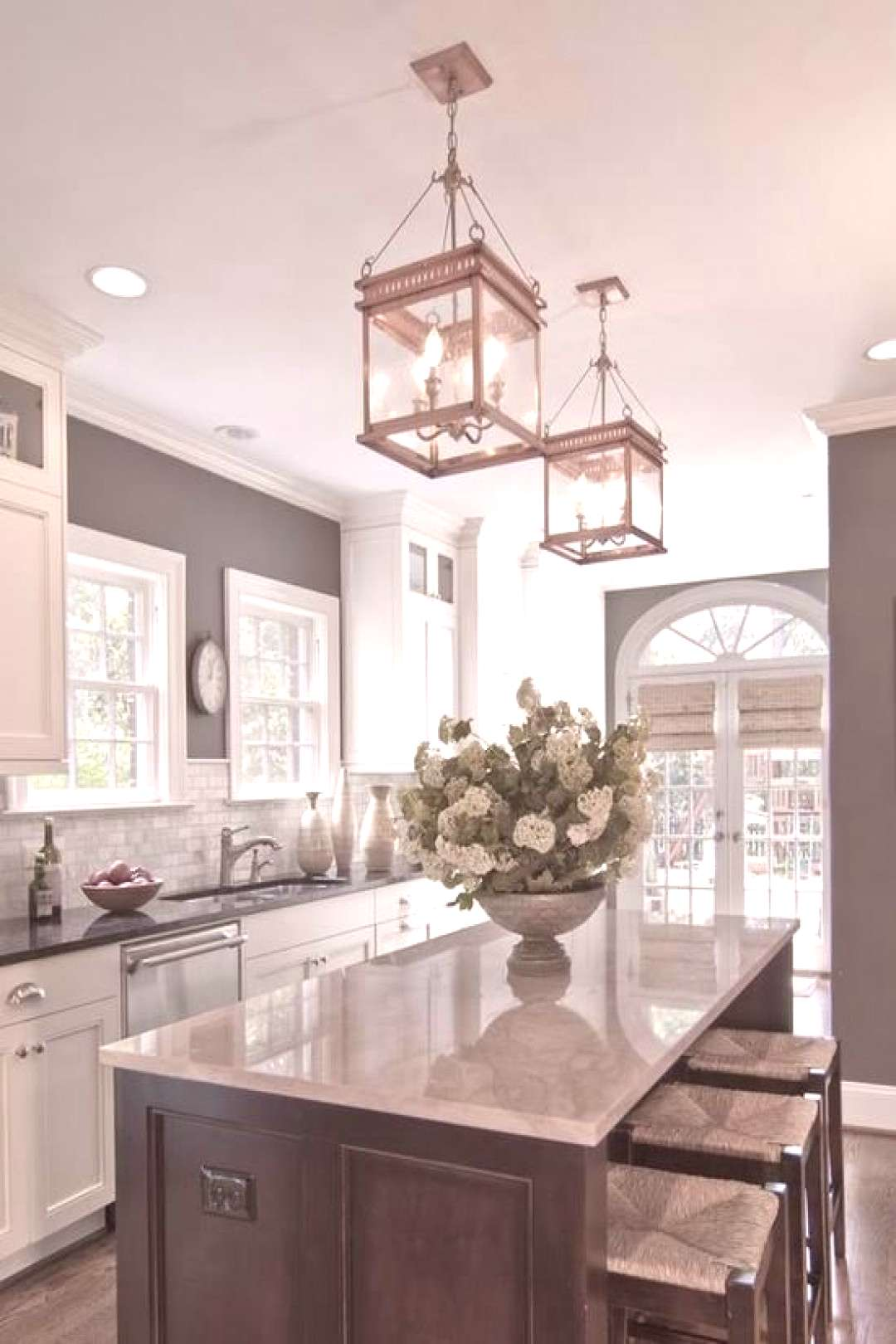 95++ reference of antique white kitchen cabinets with dark island antique white kitchen cabinets wi