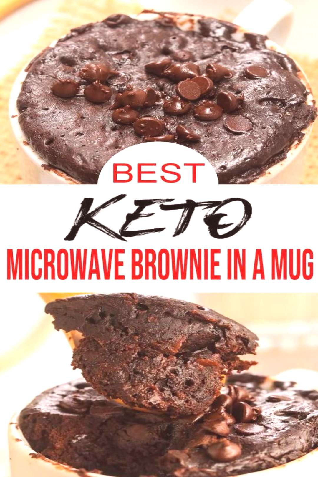 BEST Keto Mug Cakes! Low Carb Microwave Chocolate Brownie Idea – Quick amp Easy Ketogenic Diet Reci
