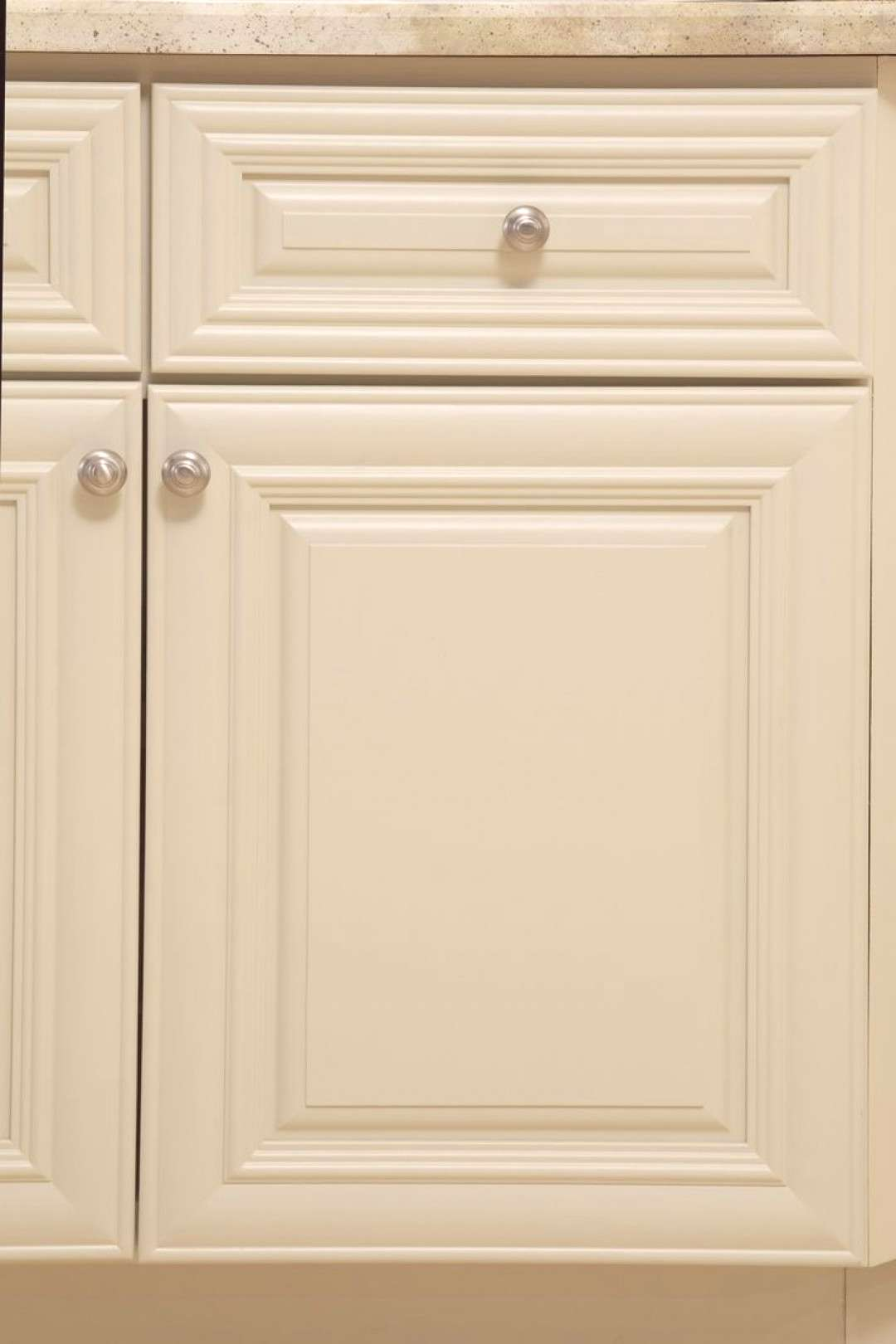 Cabinets To Go B. Jorgsen amp Co. Victoria door style in Ivory to go victoria ivory