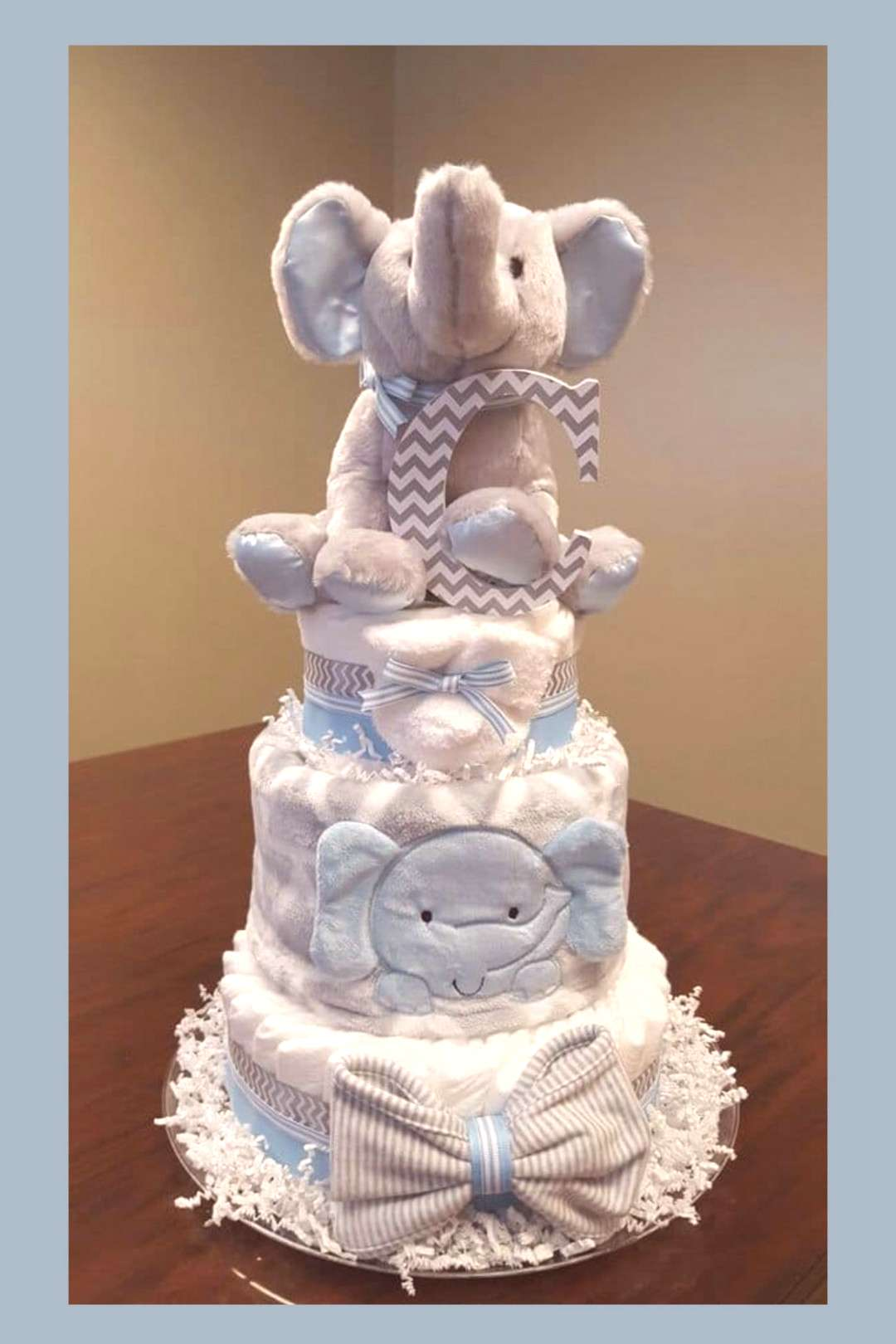 Christmas  diaper cakes for baby boy, boat diaper cake, teddy bear diaper cake, elephant diaper ca