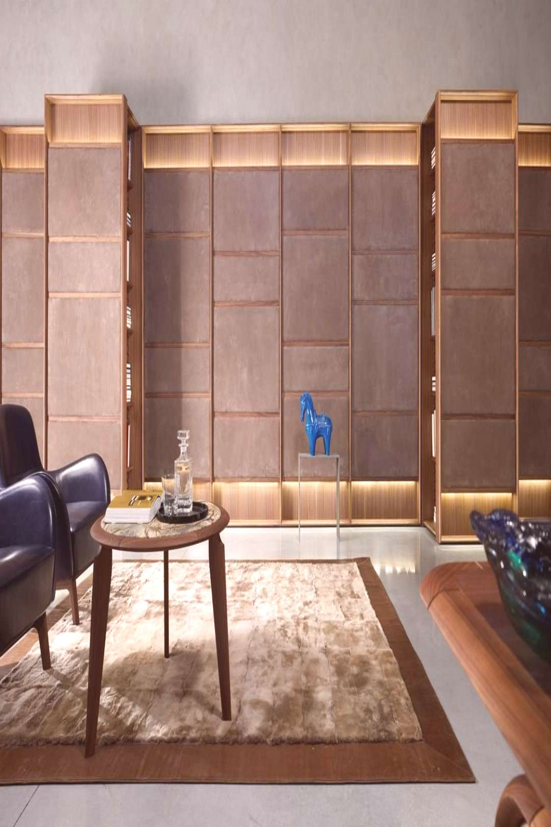 Club Series Shelving + Storage Cabinets - Contemporary luxury furniture, lighting and interio... Cl
