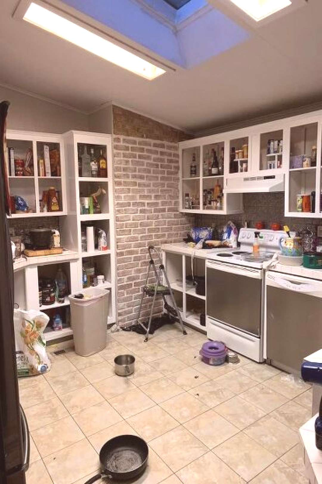 Does your kitchen need an update? This easy kitchen cabinets DIY idea is perfect if youre looking