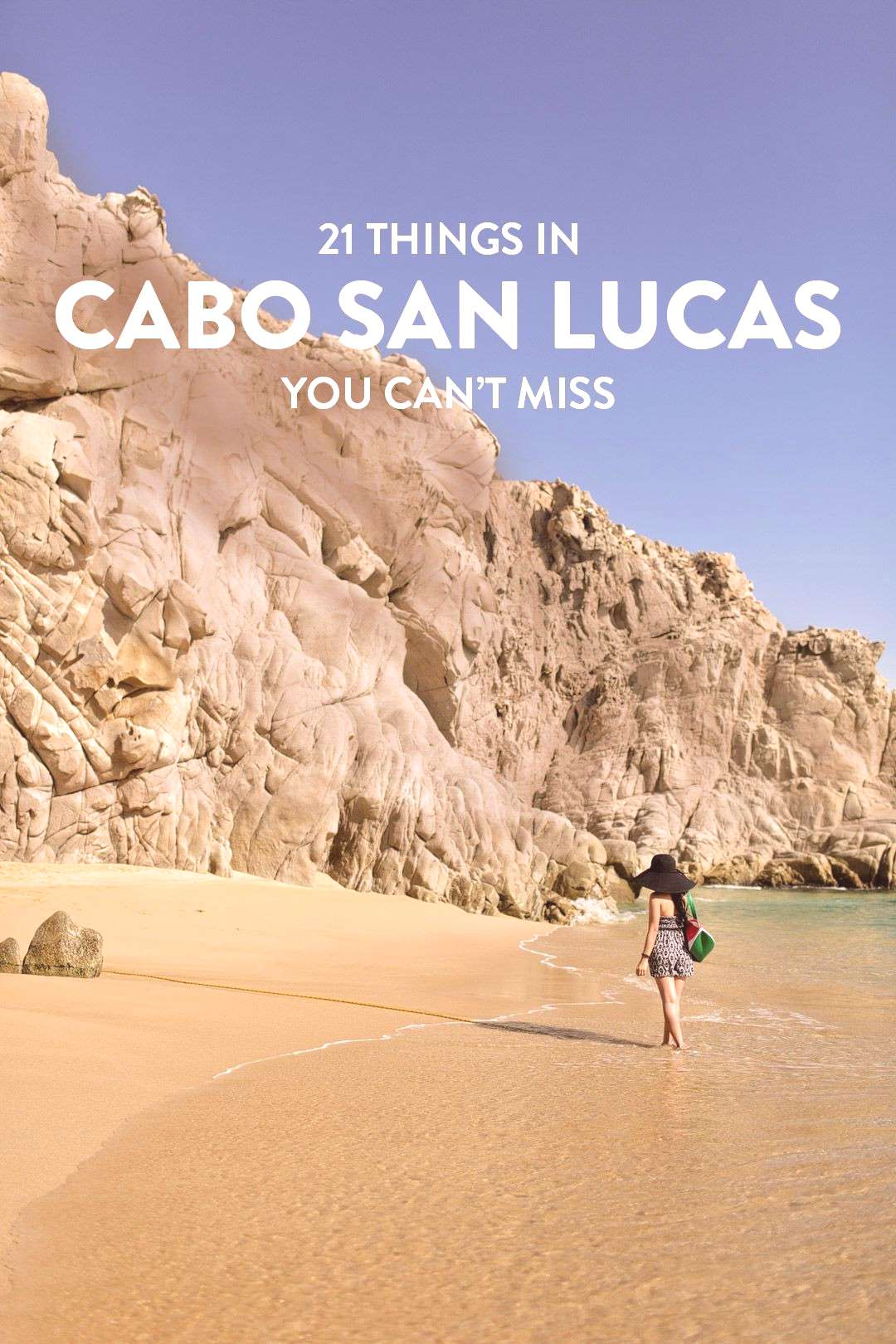 Heading to Cabo? Save this pin and click through to see the 21 best things to do in Cabo San Lucas