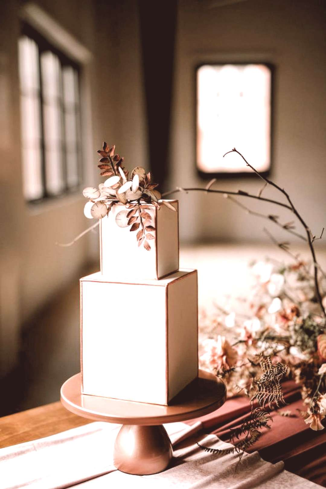 Here are 20 unique wedding cakes that you wouldnt normally see - From macaroon t... -