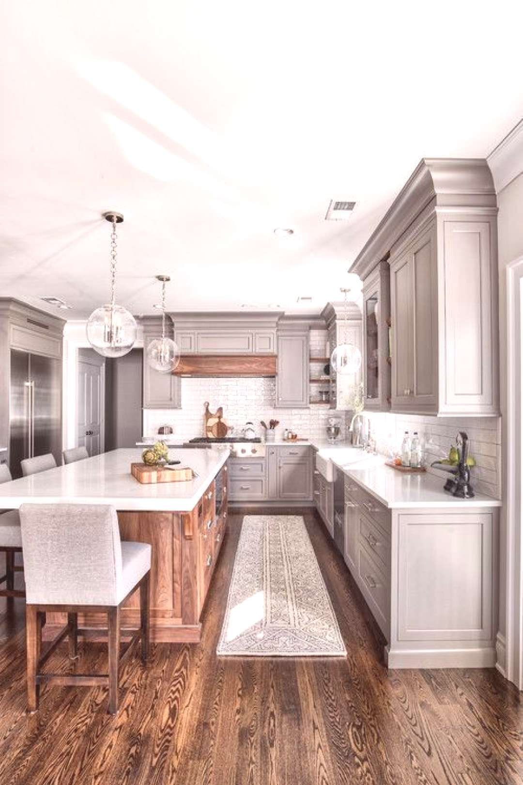 How to Pick Paint Colors for Kitchen Cabinets - Painted Furniture Ideas -