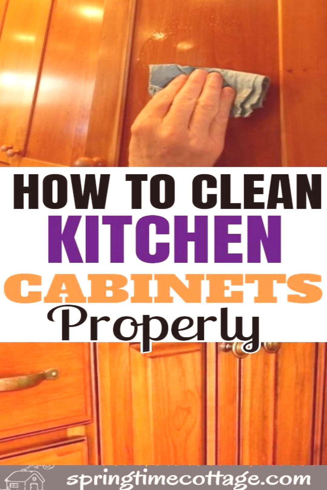 How to properly clean kitchen cabinets How to properly clean kitchen cabinets,