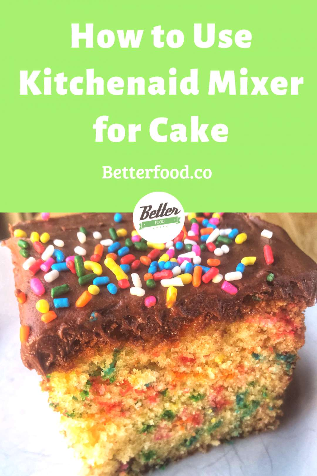 How to Use Kitchenaid Mixer for Cake? -  Bake this simple cake recipe in your KitchenAid stand mix