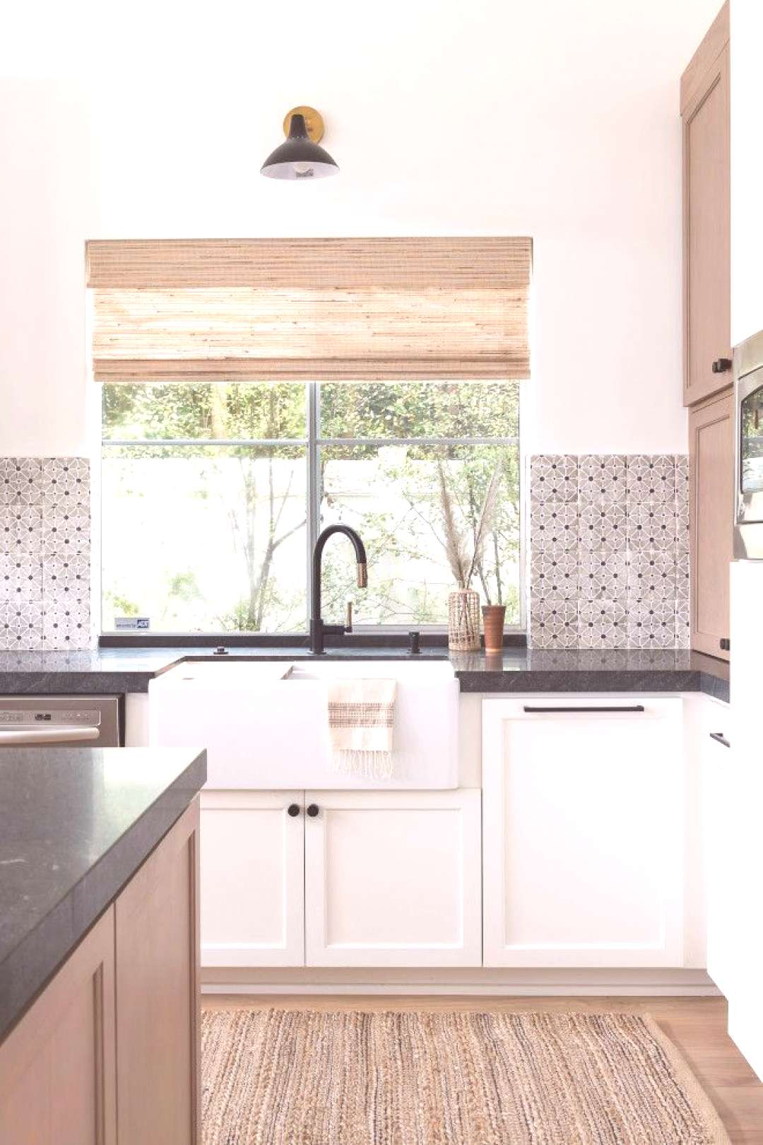 Kitchen Trend Wood Stained and Painted Cabinets Kitchen Trend Wood Stained and Painted Cabinets,