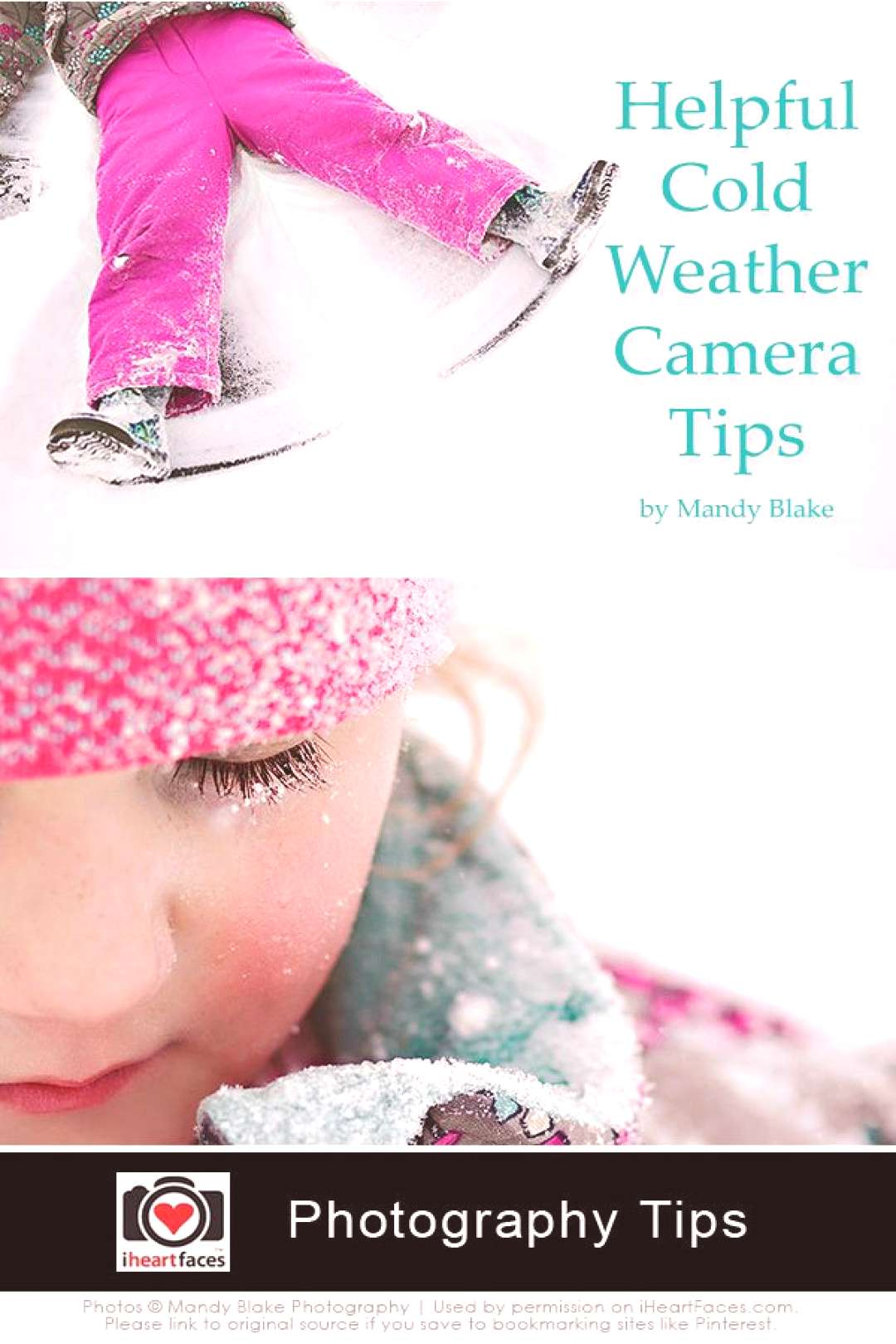 Protect that camera gear! 5 Great Cold Weather Camera Tips by Mandy Blake for