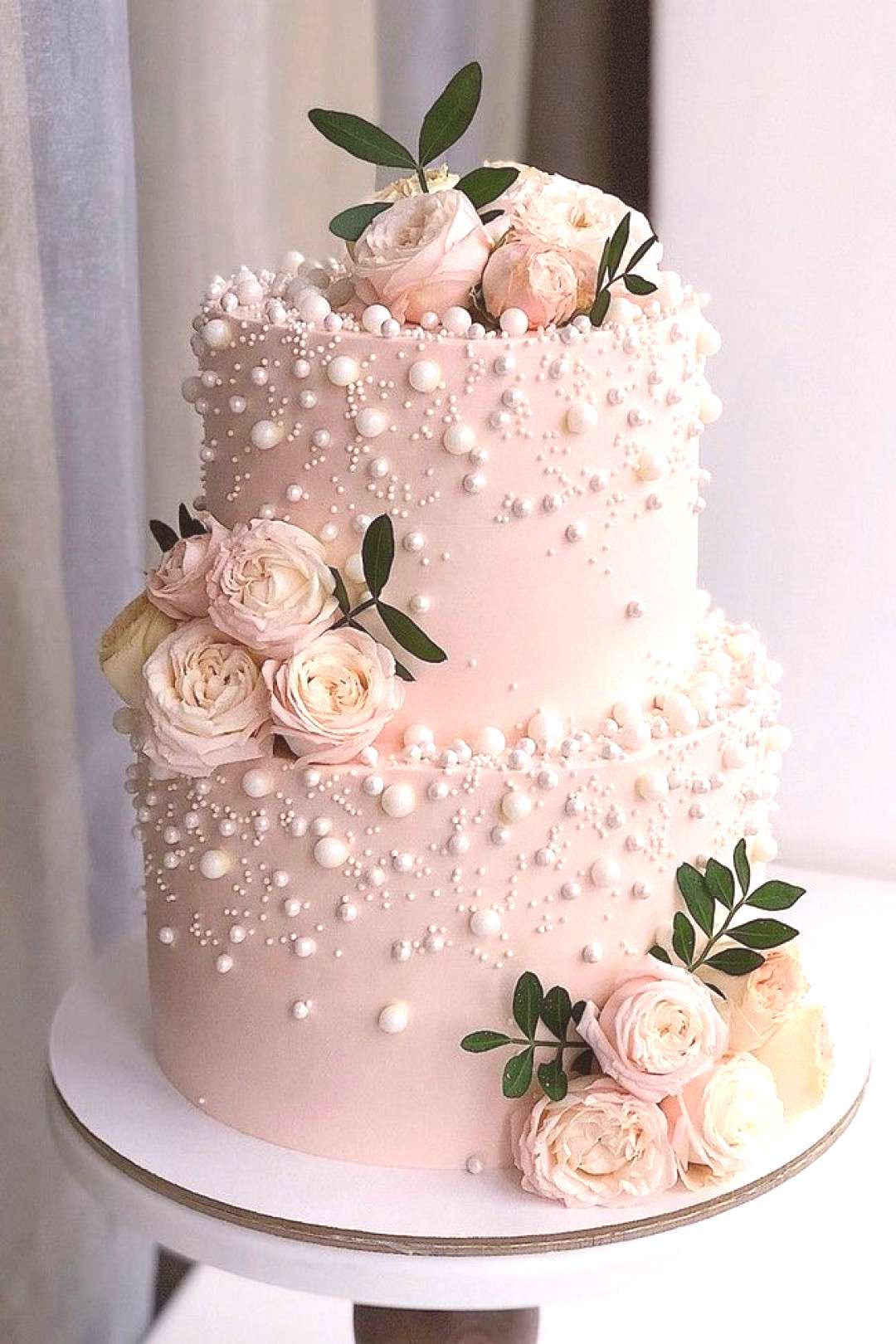The 20 Most Beautiful Wedding Cakes -  -