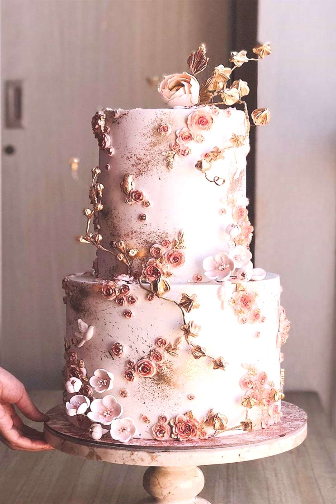 The most beautiful wedding cakes that will have your wedding guests attention The most beautiful w