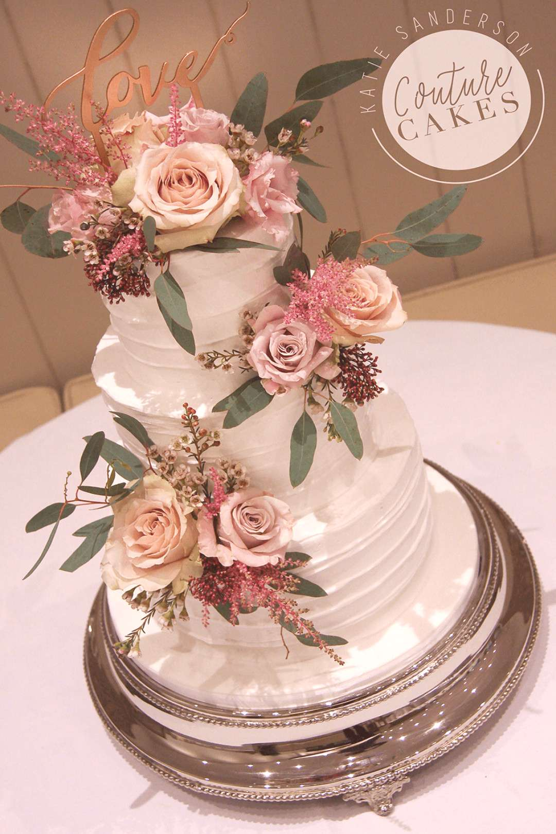 Tiered Wedding Cakes for Stamford Lincolnshire#cakes