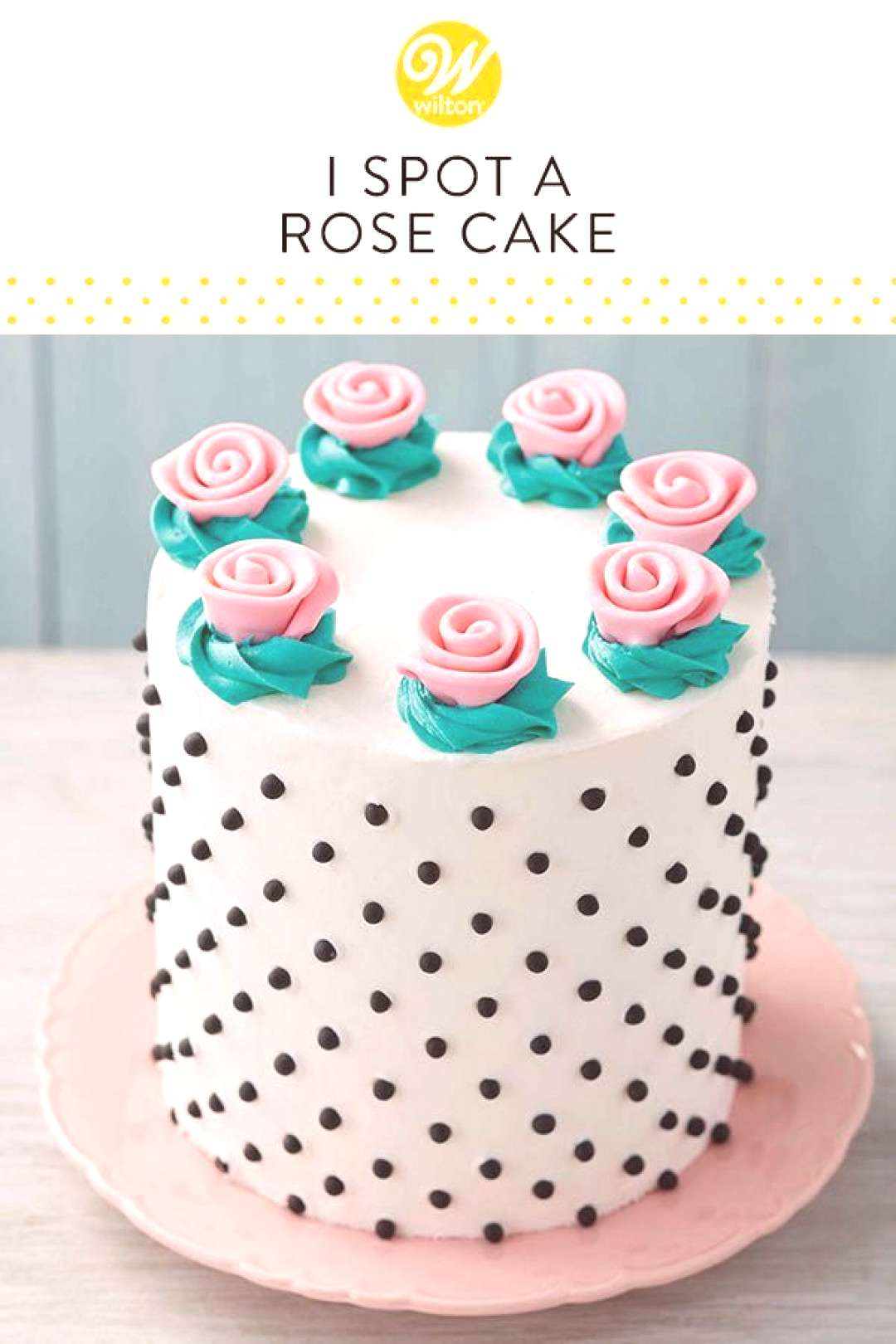 Whether you're celebrating Mother's Day, a wedding shower or a birthday party, this I Spot a Ro