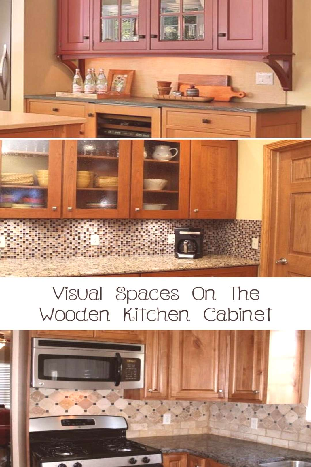 Wooden kitchen cabinets and hardwood floors - Solid wood kitchen cabinets